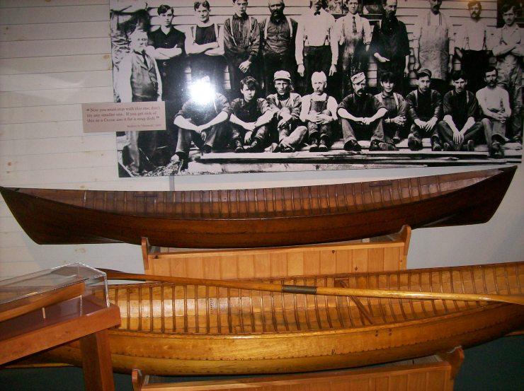 Nessmuk's Canoe