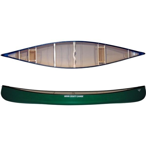 Nova Craft Prospector 16 Fiberglass Aluminum Canoe